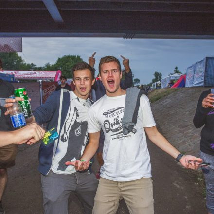 FM4 Frequency Festival 2015 - Day 1 @ VAZ Part I