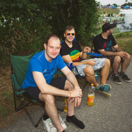 FM4 Frequency Festival 2015 - Day 2 @ VAZ Part I