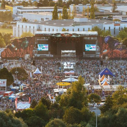 FM4 Frequency Festival 2015 - Day 3 @ VAZ Part II