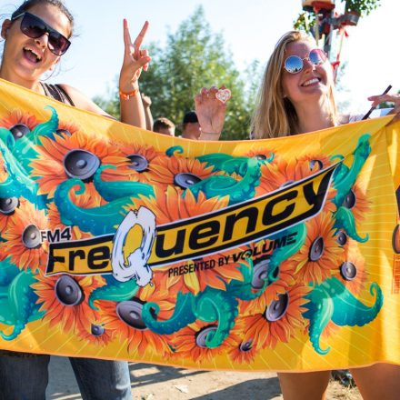 FM4 Frequency Festival 2015 - Day 3 @ VAZ Part IV