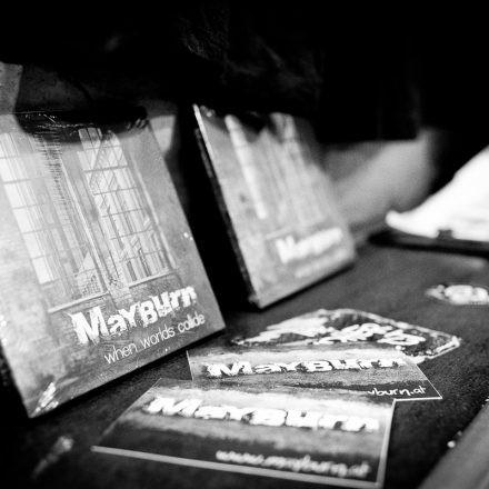 Flyzone presents Mayburn @ B72