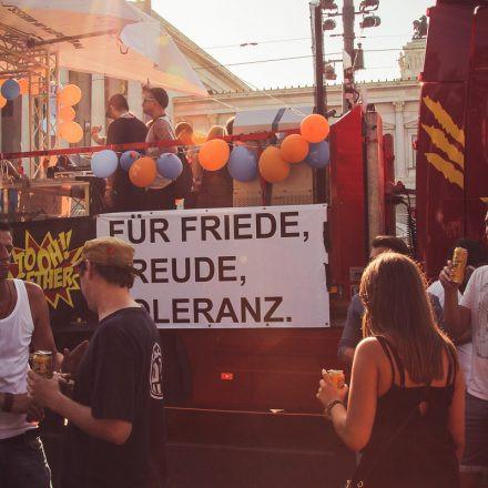 Streetparade @ Ring