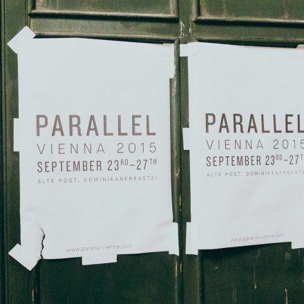Parallel Vienna Eröffnung @ alte Post