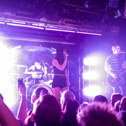Against the Current @Chelsea