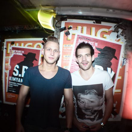 20 Jahre Flex & Hugo pres. DJ Rush @ Flex