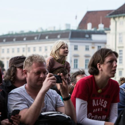 Voices for Refugees @ Heldenplatz // PART I