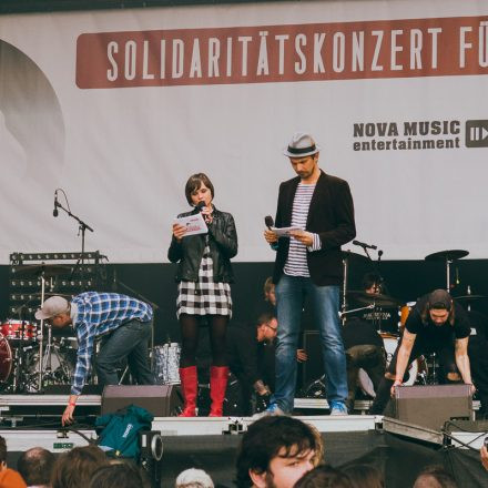 Voices for Refugees @ Heldenplatz // PART II