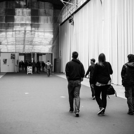 Vienna Comix 2015 @ St. Marx Hallen