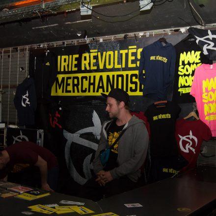 Irie Revoltes @ Arena Wien (Pix by Christina Pichler)