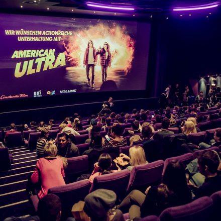 VOLUME Filmpremiere: American Ultra @ Apollo Kino