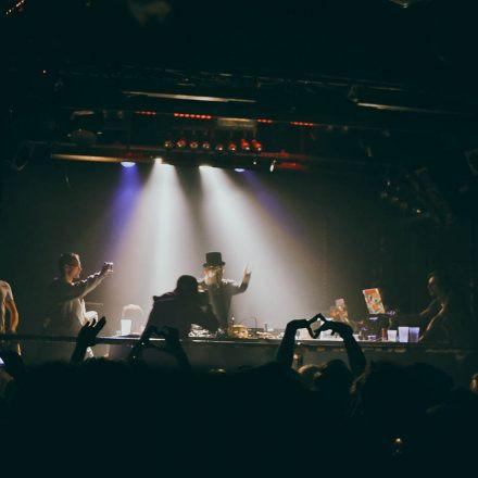 20 Jahre Flex w Claptone charmer album tour @ Flex