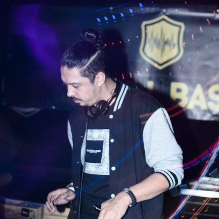 Royal Bass Club Night w/ Nymfo @ Die Kantine
