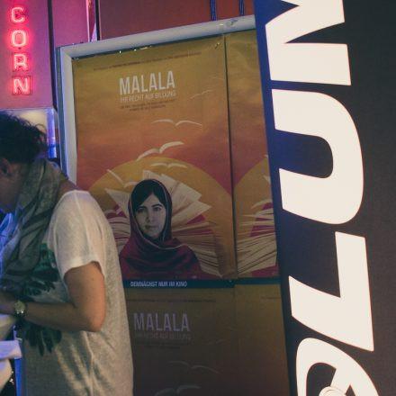 VOLUME Filmpremiere: Malala - Ihr Recht auf Bildung