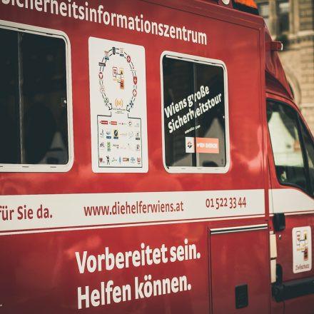 Wiener Sicherheitsfest 2015 // Tag 2 @ Rathausplatz