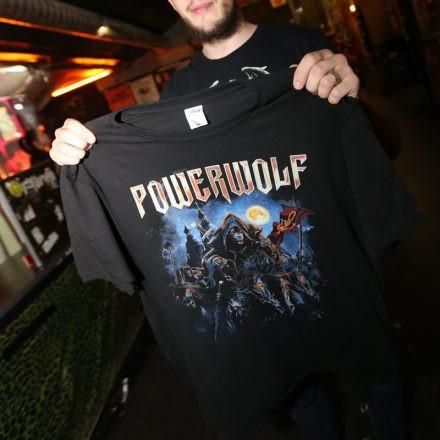 Powerwolf @ Arena