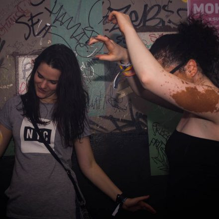 Main Meets Trash @ The Loft (Pix by Kathrin Schneller)
