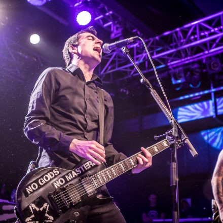 Anti Flag @ Arena Wien