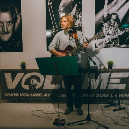 Volume presents Volume @ die Schöne