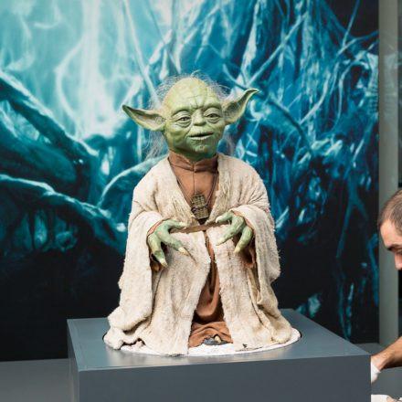 STAR WARS Identities - Yoda is home @ MAK