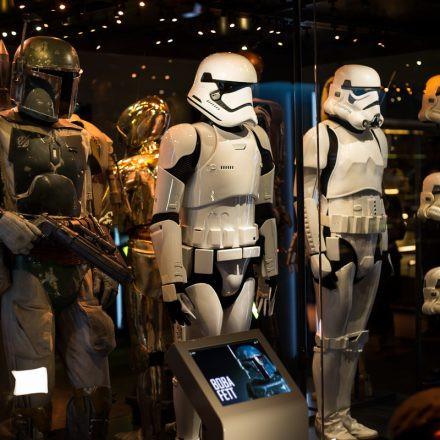 Star Wars Identities Exhibition @ MAK