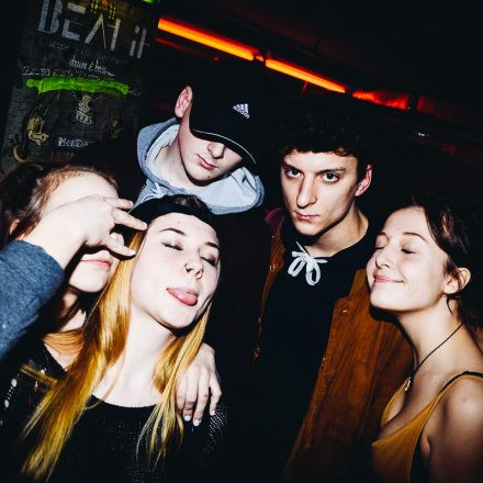 Beat it with Teddy Killerz @ Flex Wien