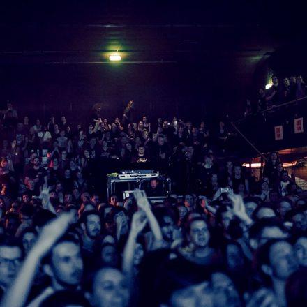 Frittenbude @ Arena Wien