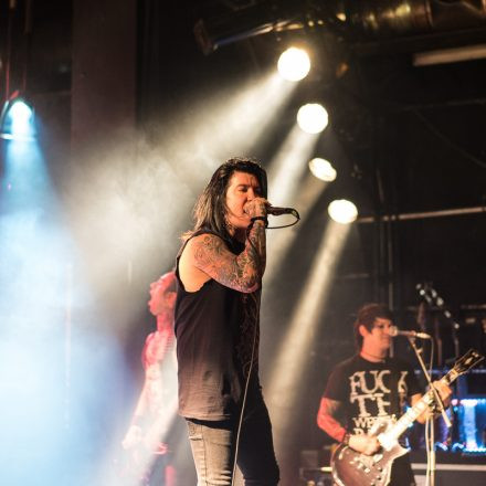 Escape The Fate @ Szene Wien