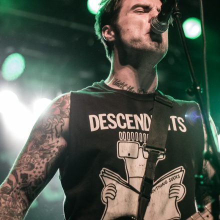 Stick To Your Guns @ Arena Wien
