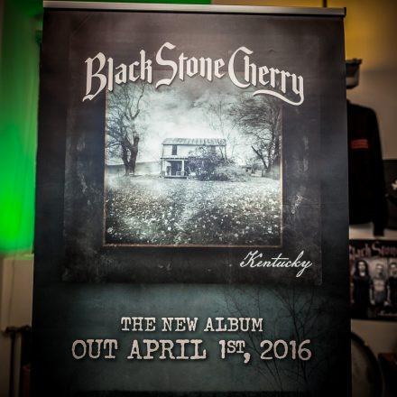 Black Stone Cherry @ Ottakringer Brauerei Wien