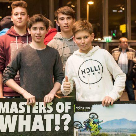 Masters of Dirt 2016 - Premiere @ Wiener Stadthalle