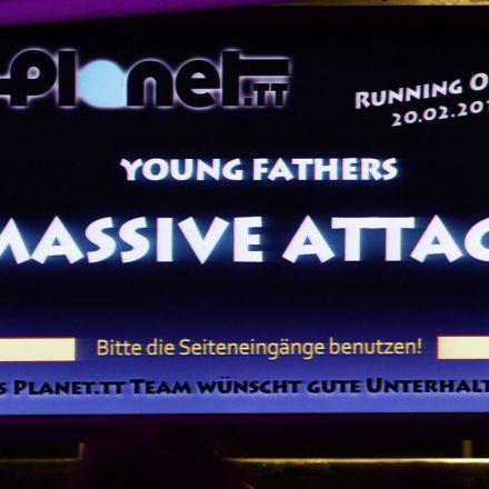 Massive Attack @ Gasometer Wien