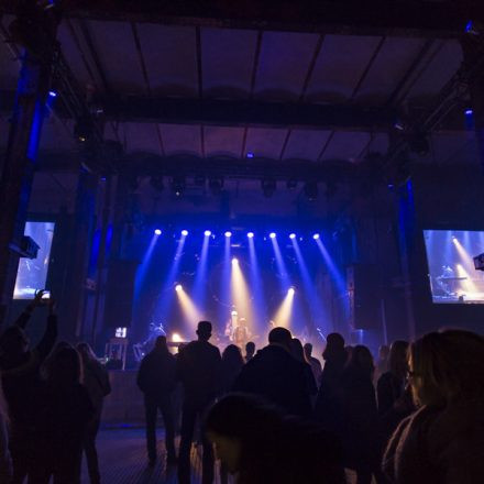 NEW SOUND FESTIVAL 2016 Part I @ Ottakringer Brauerei Wien