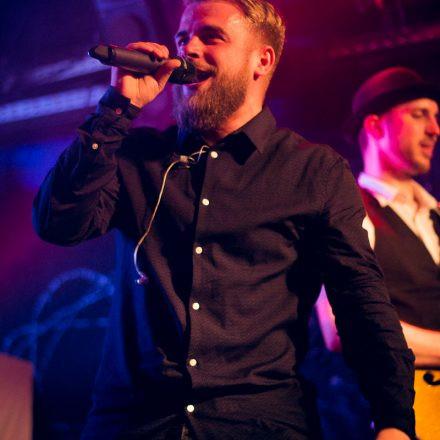 Erwin & Edwin - 'Messing' Album-Release @ Flex Wien