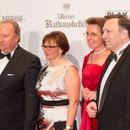 Filmball Vienna 2016 @ Rathaus Wien