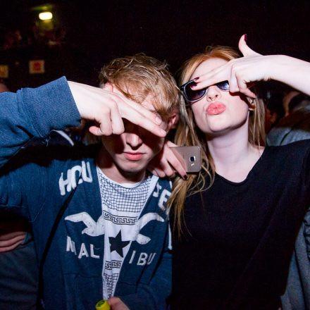 MAINFRAME RECORDINGS LIVE pres. The Upbeats Album Launch @ Arena Wien