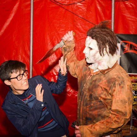 ZIRKUS DES GRAUENS - Viva La Muerte - Premiere @ Donauinselplatz Wien