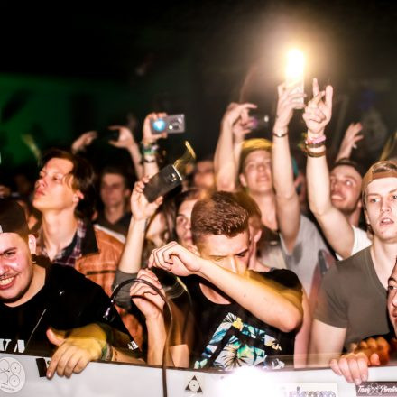 Switch! present Dj Blackley @ Auslage Wien (Pics by Jonas Trampert)