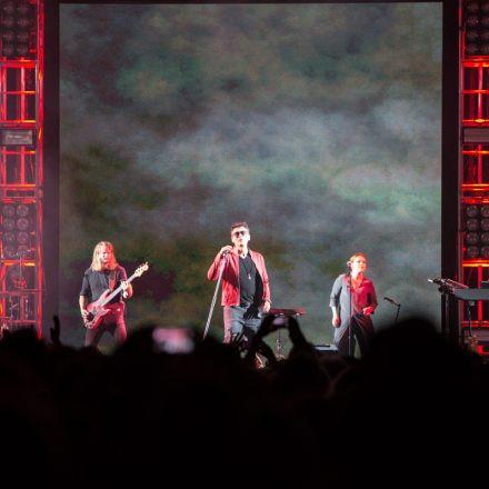 A-HA 'Cast & Steel Tour' @ Stadthalle D - Wien