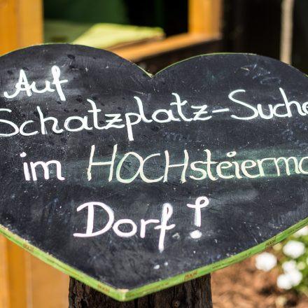 Steiermarkdorf @ Rathausplatz Wien