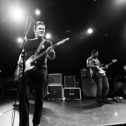 Brian Fallon & the Crowes @ Arena Wien
