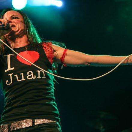 Juliette & The Licks @ Arena Wien