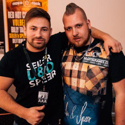 Seiler & Speer @ Seifenfabrik Graz