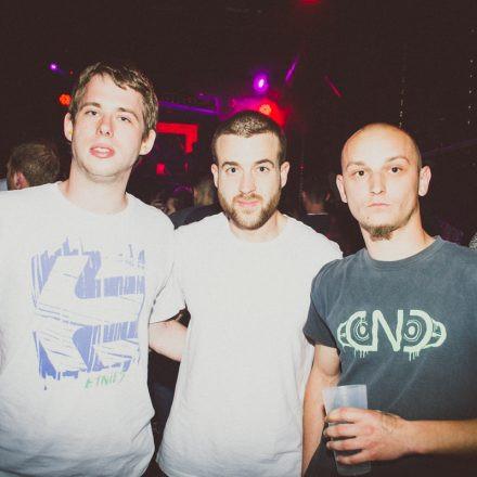 Beat It Weekender with Adam F @ Flex Wien