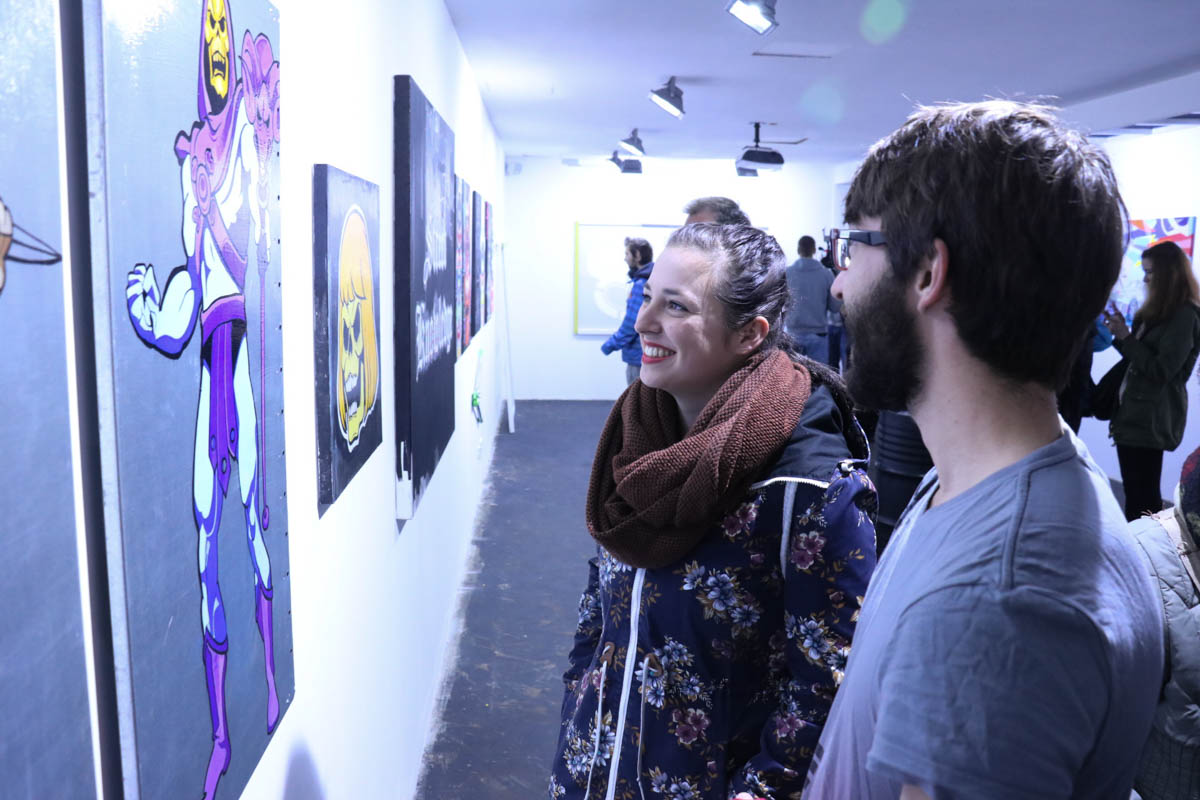 Big Opening @ Urban Space Gallery Wien
