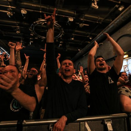 Impericon Festival 2016 feat. Hatebreed @ Arena Wien
