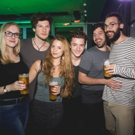 Saunieren statt Studieren @ Pratersauna Wien