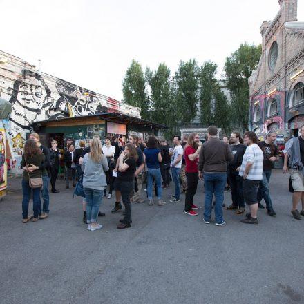 Solstafir @ Arena Wien