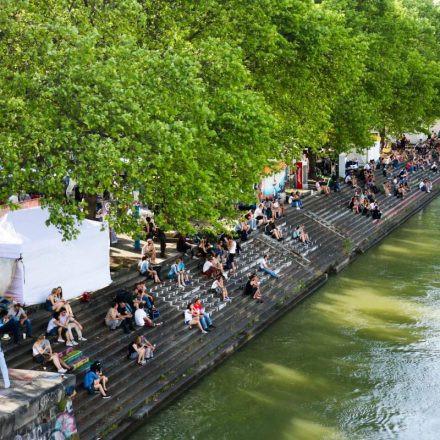 Donaukanaltreiben 2016 - Tag 3 @ Donaukanal Wien