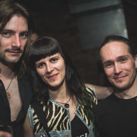 Rock In Vienna Aftershow-Party Samstag @ Weberknecht Wien