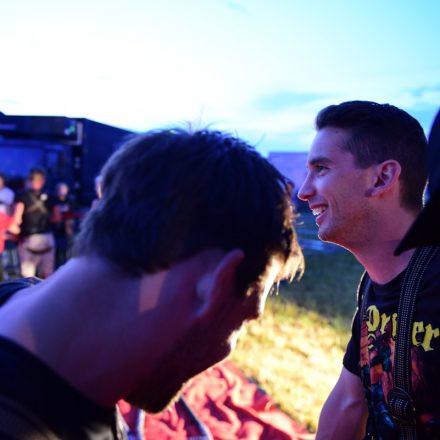 Nova Rock Day 4 [Focus: Win & Chill Area]